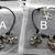 Authentic Sea glass bracelet - Starfish locket charm
