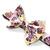 Little Guy Bow Tie - Multi Floral