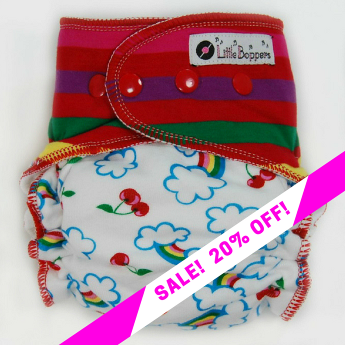 CLEARANCE SALE! Cherry Rainbow Combo