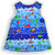 Sea Friends Pocket Pinafore Dress