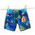 Unisex Under The Sea Pocket Shorts