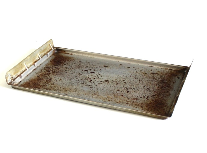 GE Toast R Oven Toast 'n Broil Tray Replacement Part (vintage, as-is)