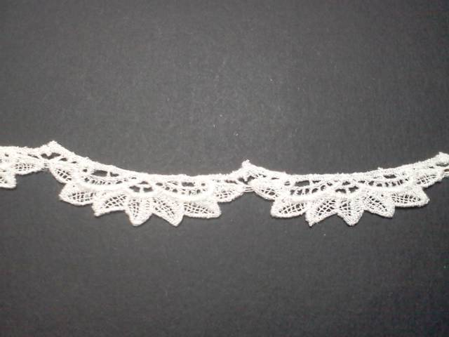 Dainty White Lace