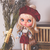 LOLO, Full custom Blythe by Nénelle et Lalluli