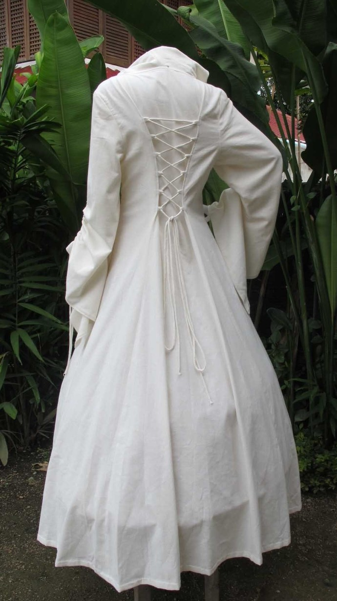 Long White Shirt Women