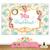 Alice in Wonderland Backdrop - Alice in Wonderland Printable Backdrop - Alice in