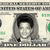 BRUNO MARS Real Dollar Bill Cash Money Collectible Memorabilia Celebrity Novelty