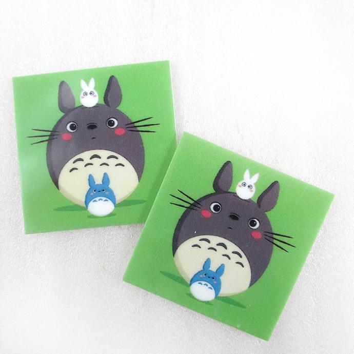 Totoro resin needle minder, magnet