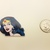 Classic Wonder Woman resin needle minder, magnet