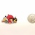 Angry Birds resin needle minder, magnet