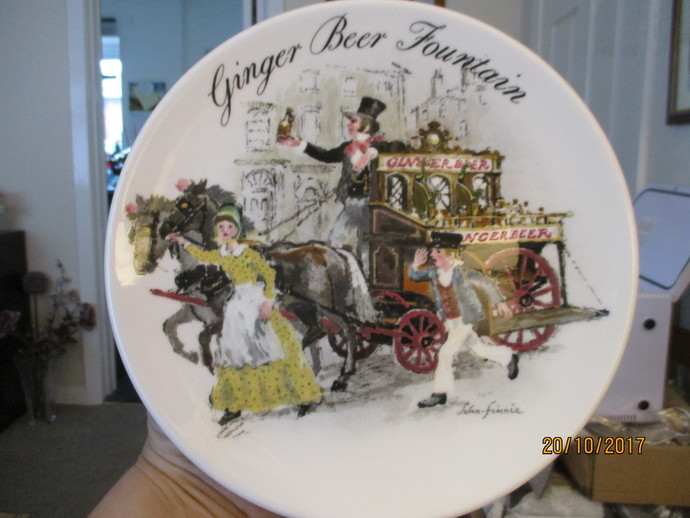 Genuine Wedgwood Bone China - Vintage Plate - ON SALE NOW!