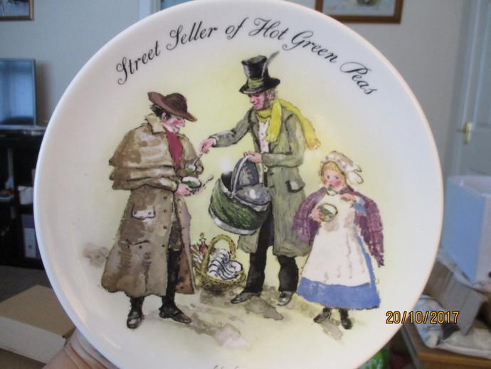 Genuine Wedgwood Bone China - Vintage Plate - ON SALE NOW!