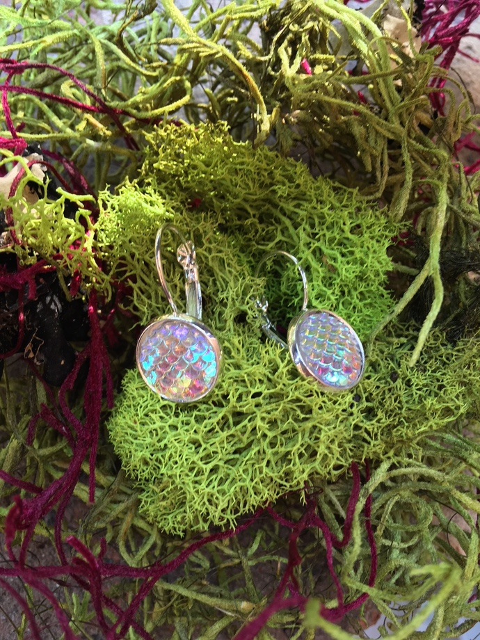 Mother of Dragons- Earrings