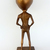 1998 Rare Roswell Gray Alien (Gold) Statue By W.U.I.