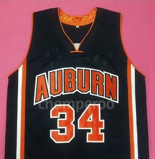CHARLES BARKLEY Auburn Tigers Away College by champeroo on Zibbet 2c36348f7