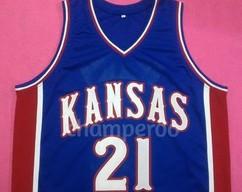 f601504b21e JOEL EMBIID Kansas Jayhawks Away College Jersey Many Size Unisex ·  29.99 ·  champeroo