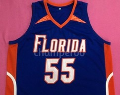 JASON WILLIAMS Florida Gators Away College Jersey Many Size Unisex ddf829bad