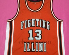 f347b9f54d1 KENDALL GILL Fighting Illinois Away College Jersey Many Size Unisex ·   29.99 · champeroo