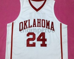 a0c36b729f7 BUDDY HIELD Oklahoma Sooners White College Jersey Many Size Unisex