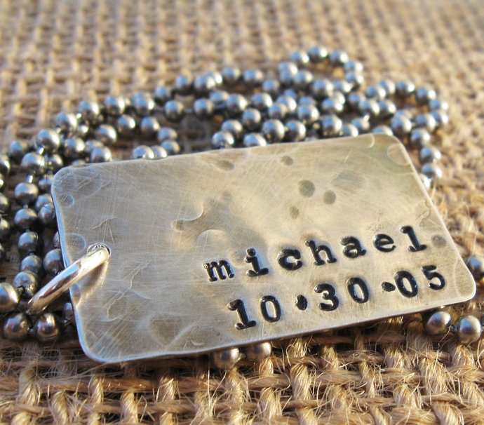 dog tags personalized dog tags by whimsicalheartstrings on zibbet