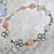 Sterling Clover Moonstone Bracelet