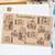Vintage photo cameras - decorative vintage look kraft watercolour planner