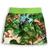 Dinosaur Skirt, Unisex Pocket Skirt