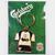 Carlsberg Beer X Liverpool Football Club Kit Shaped Enamel Keychain - New Unused
