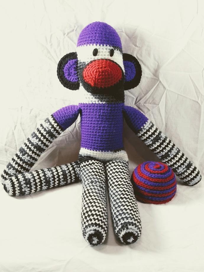 Zebra Monkey