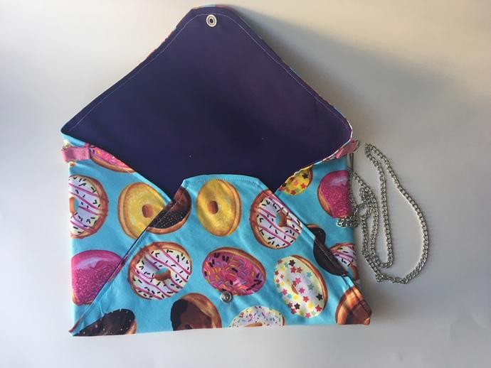 Pop Donut Envelope Purse