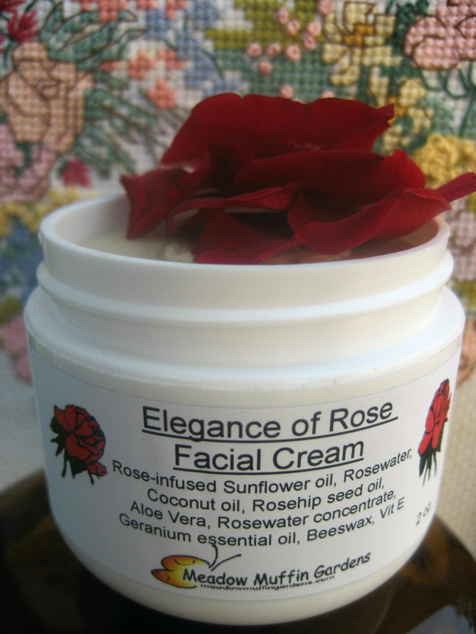 Love of Roses Assortment, Gift Basket Idea, Natural Body Care