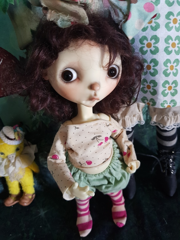 BJD Frazzle OOAK by Connie Lowe