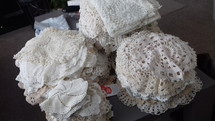 Gorgeous Doily Bundle