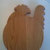 New Style Oak Rooster Collapsible Basket,Trivet and Cheese Cutting Board