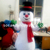 Handmade Snowman Xmas Costume,Christmas Snowman Costumes,Snowman Adults