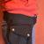 Cotton Utility Belt-Black - Festival Belt Black - Pocket Belt - Bum Bag -  Black