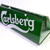 Carlsberg Beer Acrylic Table Menu Holder Stand