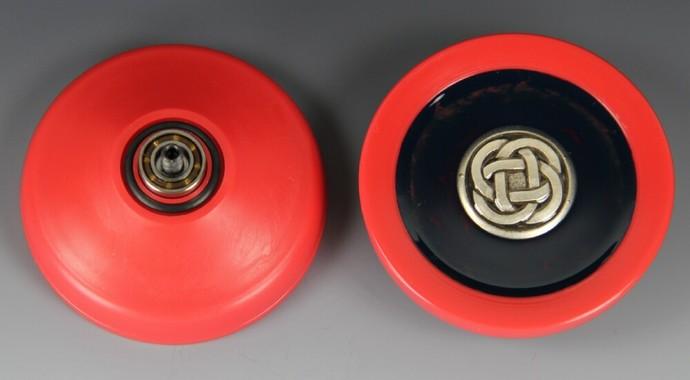 YoYoJam Classic Yo-Yo, modded by YoYoSpin