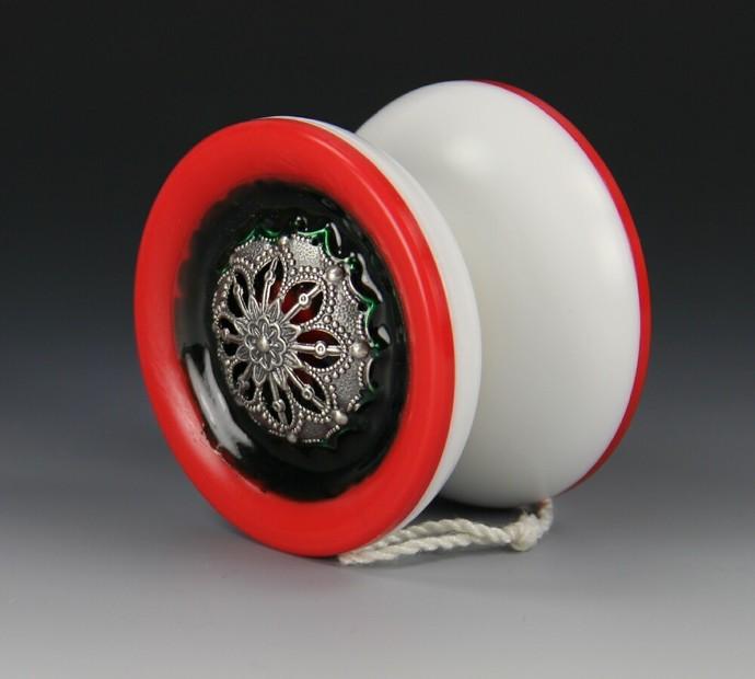 YoYoJam Surge Yo-Yo, modded by YoYoSpin