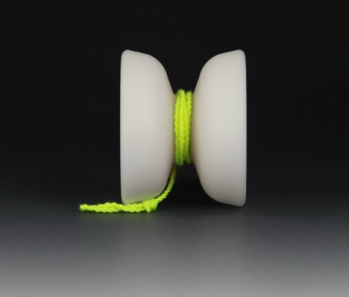 RecRevTA Delrin Plastic, Bearing Axle, Wide Gap Yo-Yo, modded by YoYoSpin