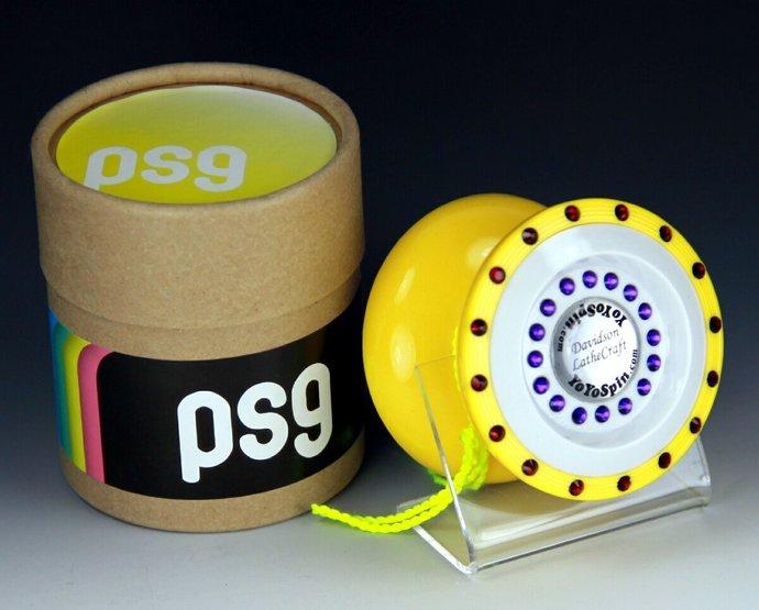 PSG Bearing Axle Yo-Yo, modded by YoYoSpin