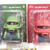 Shell X Japanese Anime Gundam Limited Edition Car Air Freshener Diffuser Set Of