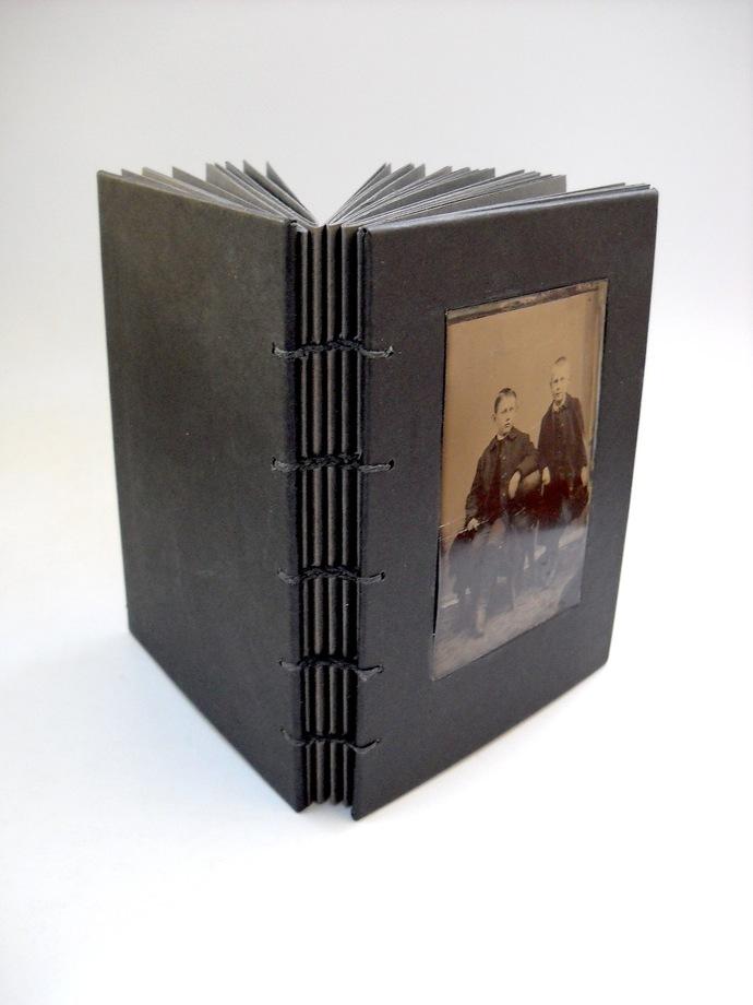 Victorian Gothic Photo  Album