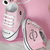 PERSONALISED -  Cot Shoes Pre-Walkers. 0 - 3 months or 3 - 6 Months. Baby shower