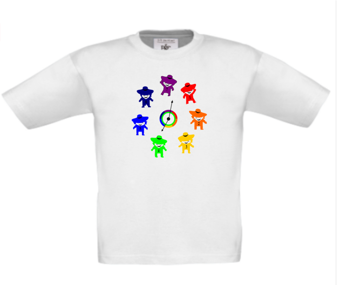 CHILDREN'S T-SHIRT or TOP WITH MEANING. These can be PERSONALISED. Designed by