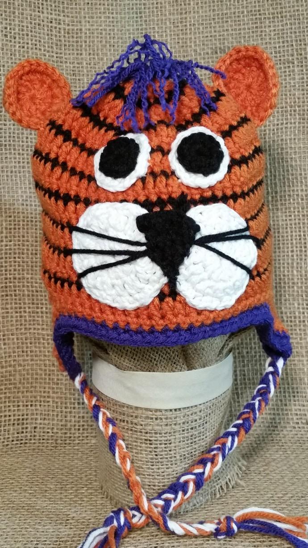 Clemson Tiger Hat