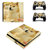 Dog ps4 slim skin decal for console and controllers