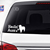 Haulin' Auss Decals, two sizes available