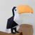 DIY Toucan bird,3d Papercraft,DIY paper craft,Paper toys,Digital download,3d