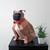 DIY Papercrafts,Pug,Paper pug,Paper dog,paper pets,Paper animals,Digital